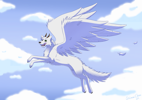 Away We Fly by ShimmiDragon