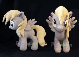 derpy hooves plush by lemonkylie