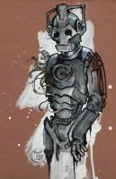 cyberman. by poopbird