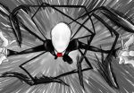 Slender Man by ismell-loudnoises