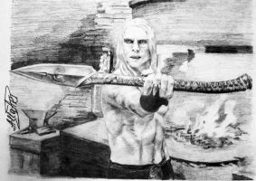 Prince Nuada by NeeMurray