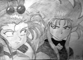 Tenchi Muyo pt 1 by Coils