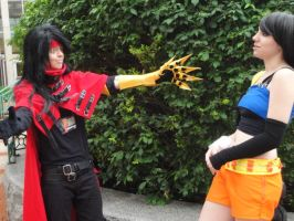 Vincent wants a hug Yuffie by Graceful-Red-Assasin