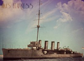 .::HMS Fearless::. by RMS-OLYMPIC