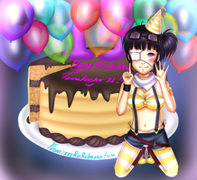 Happy Birthday Tamakostar21 by xxxRinRulesxxx