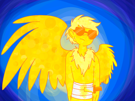 Davesprite by LowlyWorm