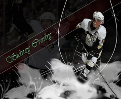 Sidney Crosby Wallpaper by Vanessa28
