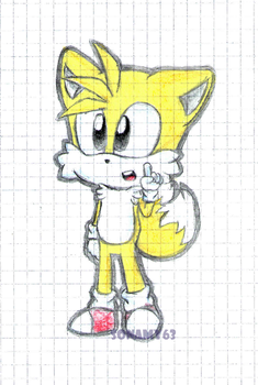 Tails :3 by Sonamy63