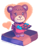 Animal Crossing: Maple by daisyein