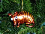 Armadillo Ornament by bagasuit091
