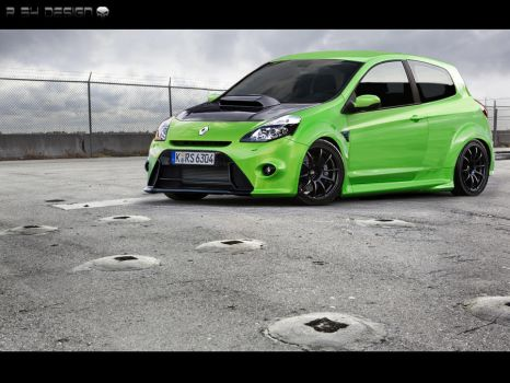 Renault Clio by r34-Design