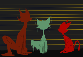 Shadow Cat height chart by gaytiers