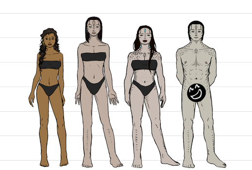 CardassianSpace Height Sheet by RiseofDarkFire