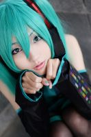 Hello I am Miku by HaraNatsumi