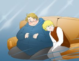 Embarrassed Pillow by sax-loves-fat