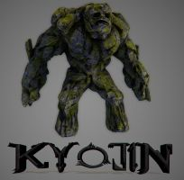 Stone Giant Beauty Shot - KyoJin by eXecutex