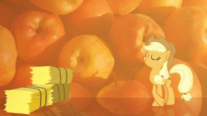 Awesome Applejack by AbsentParachute