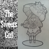The Sweets Girl by strangelavender