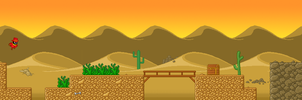 The Bandits game EarlyExample2 by AdventureIslands