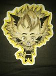 Rum Tum Tugger Sticker | Promarkers by MARYWAR