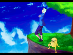 adventure time windy animation by dimifrost