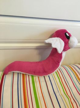 Dratini Plush [FOR SALE] by PoochyPies