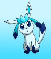 Glaceon by ICEDRAGON164