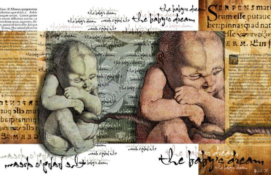 The Baby's Dream by lostbooks