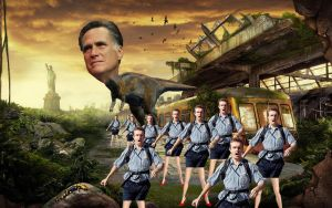 Mitt Romney by heythisisabby