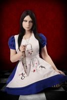 Alice Liddell by LucyIeech