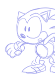 Sonic 21 Animation by GagaMan