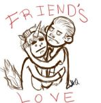 Friends Forever by askTeasGettingCold