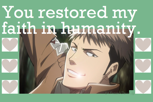 Attack on Valentine: Jean's Faith in Humanity by FrozenClaws