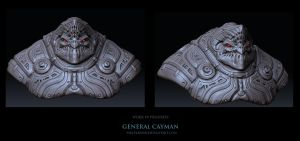 General Cayman 01 by FirstKeeper