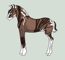 1582 Racing Stripes by Kryptic-Stable-Nordy