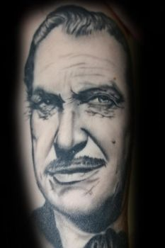 Vincent Price by Witnesstheart