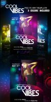 Cool Vibes Club Flyer  Templates by ImperialFlyers