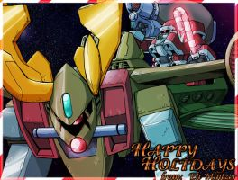 Happy Holidays 2005 by Mintyrobo