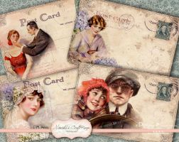 Bacground-Vintage-Nostalgic-Card-Postal by mimikascraftroom
