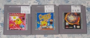 More Game Boy pickups + important facts! by T95Master
