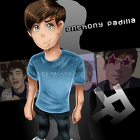 Anthony Padilla by kay-la-la
