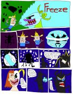 Power of Frost: page#2 by BARproductions