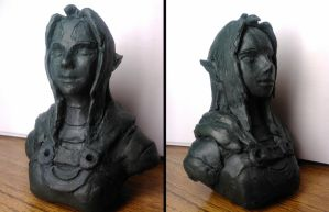 Tali sculpture (4) by spaceMAXmarine