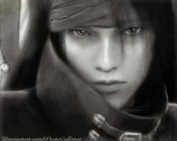 Vincent Valentine by ProtoCall13o2