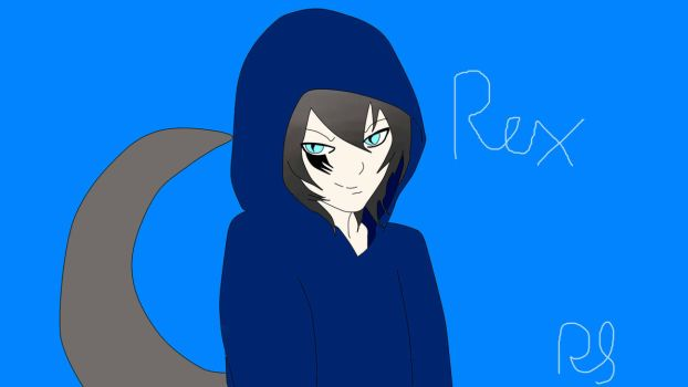 Rex Yurika brother of Foxia Yurika by Rosso-Sangue