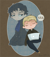 One more miracle Sherlock, for me by Keyboredom