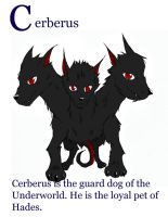 C is for Cerberus by jml-07
