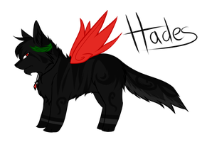 Hades Feline Adopt :: OPEN :: by Love-Adopts