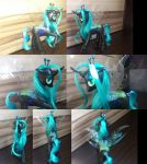 Queen Chrysalis brushable custom 1 by angel99percent