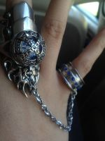 Vongola sky ring by PsycheCinnamon